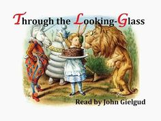 John Gielgud reads Through the Looking-Glass - Audiobook (1989) - YouTube