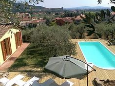 Large Villa with garden and panoramic private pool   Vacation Rental in Calci from @homeaway! #vacation #rental #travel #homeaway