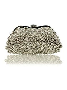 Untold pearl Clutch bag - House of Fraser