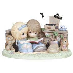 You Spin My World Around - Limited Editions - Figurines - Precious Moments