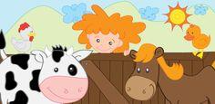 Lily y los animales #cuentos #android #educacion