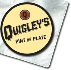 Quigley's is excellent, it's one of our favorite places. Friendly, casual, good food, and not particularly expensive. Depending upon how hot it is, they have seating on a nice outdoor patio. They also have their own microbrewery with excellent beers.