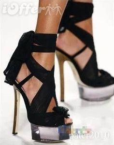 Irresistible Black Shoes