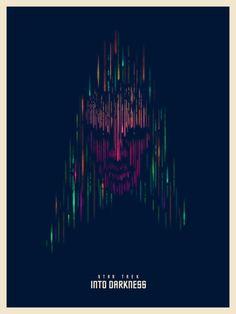 Star Trek Into Darkness - Adam Rabalais  http://blurppy.com/2013/05/13/exclusive-blurppy-artist-project-2-paramount-j-j-abrams-sci-fi-adventure-star-trek-into-darkness/
