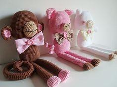 Crochet amigurumi.