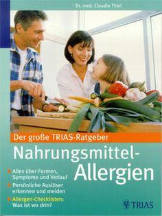 Buch: Nahrungsmittel-Allergien