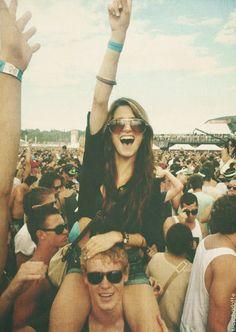 concert girl