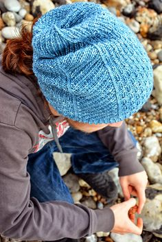 5533d11571f Ravelry  Project Gallery for Iberis pattern by Berangere Cailliau Love Hat