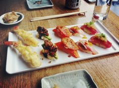 The omakase at Sushi of Gari is my new favorite sushi in New York.