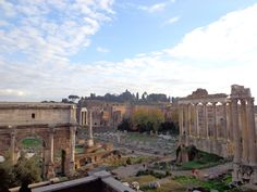 Forum Romana, Rome (2012)