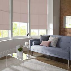 Wohnzimmer Einrichten Ideen Flächenvorhänge Wohnzimmer Einrichten  Hellblaues Sofa Kleiner Couchtisch Vertical Window Blinds, Wooden Window