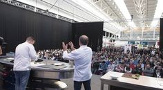 Segundo día en el Forum Gastronómico de La Coruña