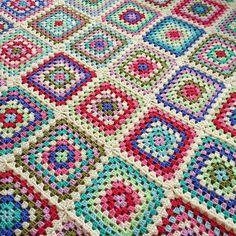 An amazing work from lulu loves crochet
