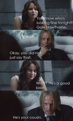 The Hunger Games meme