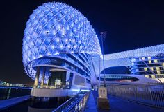 Building of the Year 2009, Hotels  Restaurants: The Yas Hotel / Asymptote