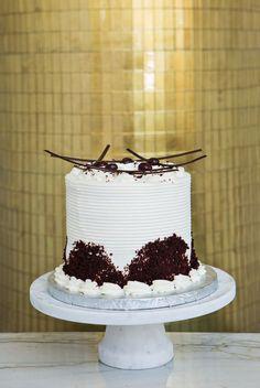 Cake - Black Forest #SweetnessAtChezBonBon #Miami #Fontainebleau