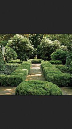 ornamental landscape