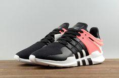 8d22b5b3c36e Adidas EQT Support 9317 AVD Boost Black Pink BA7719 Men Running Sneakers 8 Eqt  Support Adv