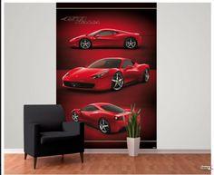 Ferrari Fototapeta   FERRARI PICTURES   Fbutik   Scuderia Ferrari Collection