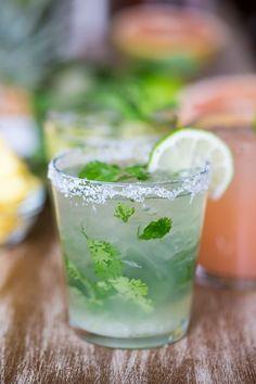 Cilantro Margarita #cilantro #margarita #cocktail