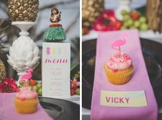 Tropical Bridal Shower by Oh Happy Day | SouthBound Bride