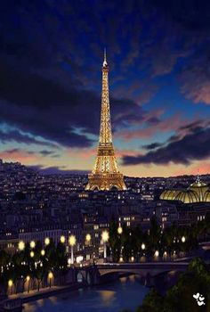 ❤ Paris