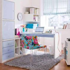 COCOCOZY: Recreate a small space like my STUDIO or closets... mesh drawer bin is great for organizing shelves