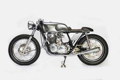 The Veritas from Kott Motorcycles