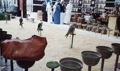 Falcons, Kanduras and The Tan Talega in Doha. Much love!