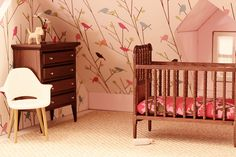 Doll House Nursery #bird