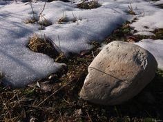 la pietra e la neve - jpg on camera