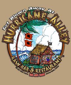 Hurricane Alley - Boynton Beach, FL's most unique raw bar & restaurant Florida Food, Florida Beaches, South Florida, Palm Beach County, West Palm Beach, Hurricane Alley, Boynton Beach Florida, Palm City, Unique Restaurants