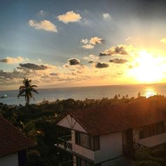 San Andres Celestial, Sunset, Places, Outdoor, Saints, Colombia, St Andrews, Islands, Outdoors