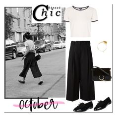 """""""Street chic!"""" by tatajrj ❤ liked on Polyvore featuring Roberto Cavalli, Topshop, Maloles and Chloé"""