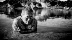 Tame Iti, Tuhoe, in Lake Waikaremoana, New Zealand. Maori People, Art Series, New Zealand, Statue, History, Instagram Posts, Artist, Photography, Fictional Characters