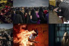 World Press Photo 2018 estas son las imágenes nominadas a la fotografía del año