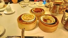 Having yummy dim sum with my mummy and relatives. .  Please like comment or share…