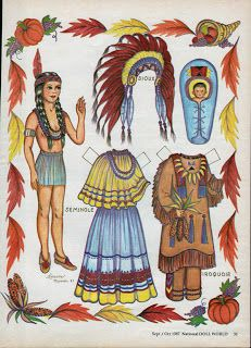 inkspired musings: more Thanksgiving with native Americans and Dr. Galyon