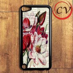 Vintage Floral iPod 5 Case
