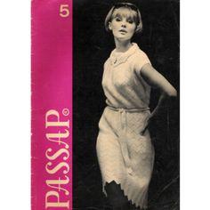 Link to download Passap #05 Pattern Book - Passap Patterns and Magazines - Passap