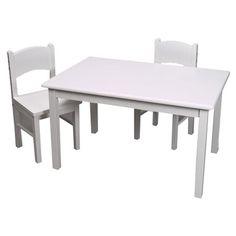 Children's 3 Piece Table Chair Set