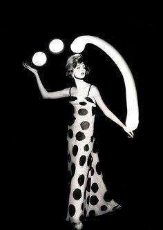 Yves Saint Laurent, 1962.