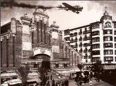 Alicante en la Mochila: Alicante y el Genesis del Mercado Central.