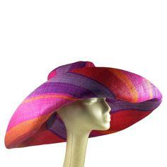 Akua: Raffia Hat...