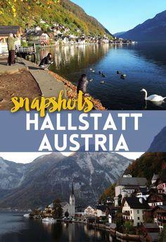 10 photos to inspire you to visit the fairytale city of Hallstatt, Austria