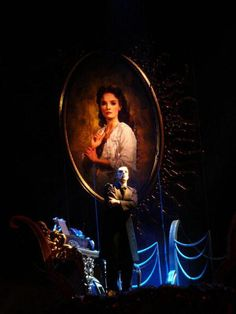 broadway, The Phantom of the Opera, and love never dies image