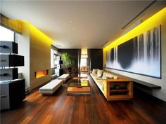Voici l'appartement avec 1 chambre le plus cher du monde - http://www.leblogdeco.fr/voici-lappartement-avec-1-chambre-le-plus-cher-du-monde/