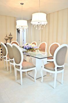 ~sala de jantar da arquiteta