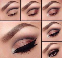 Ideas de maquillaje paso a paso... Inspírate...