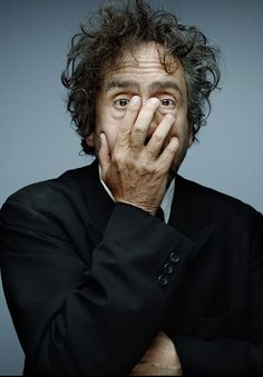 """I've always been misrepresented. You know, I could dress in a clown custom and laugh with the happy people but they'd still say I'm a dark personality."" - Tim Burton"